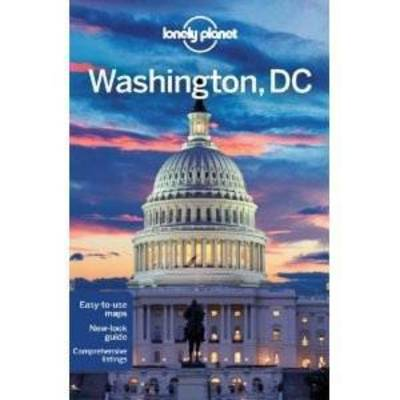 Lonely Planet Washington DC - Travel Guide (Paperback)