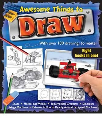 Awesome Things to Draw Bind-Up - Binder (Hardback)