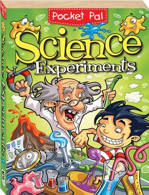 Science Experiments - Pocket Pals (Paperback)