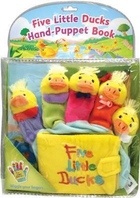 5 Little Ducks Hand Puppet (Hardback)