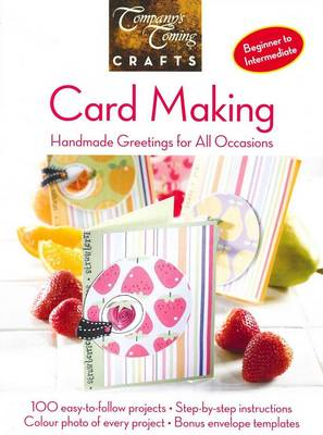 Card Making - Company's Coming Craft (Paperback)