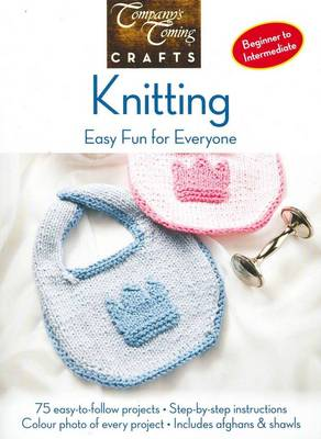 Knitting - Company's Coming Craft (Paperback)