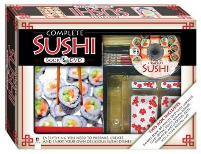Complete Sushi Book and DVD (PAL) - Complete Box