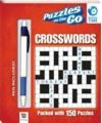 Puzzles on the Go Crossword (Series 2) (Paperback)
