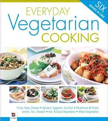Everyday Vegetarian Cooking - Binder (Hardback)
