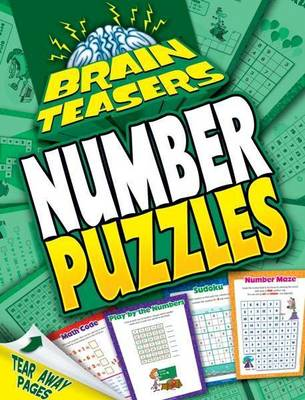 Number Puzzles - Brainteasers (Paperback)