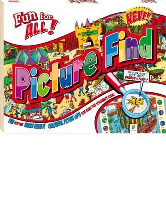 Picture Find - Fun for All (Paperback)