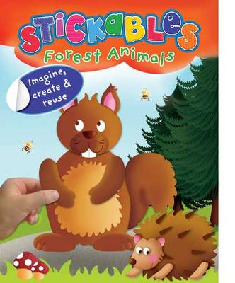 Forest Animals - Silly Shapes (Paperback)