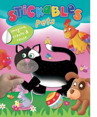 Pets - Stickables (Paperback)