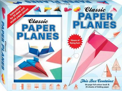 Classic Paper Planes - Gift Box