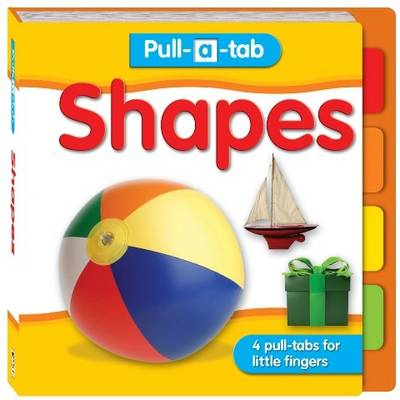 Shapes - Glow and Learn (Hardback)