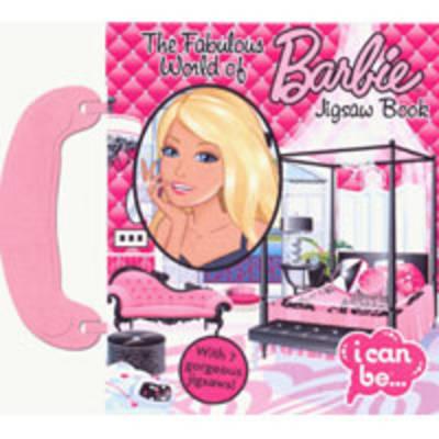 The Fabulous World of Barbie Jigsaw Book (Book)