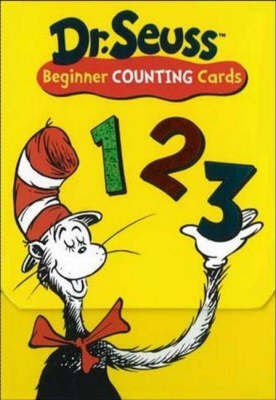 Dr. Seuss Beginner Counting Cards - 123