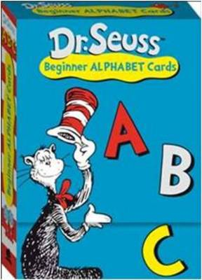 Dr. Seuss Beginner Alphabet Cards