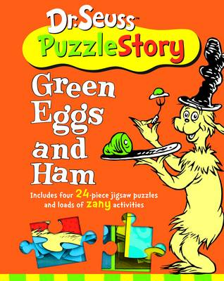 Dr Seuss Green Eggs and Ham Puzzlestory (Paperback)