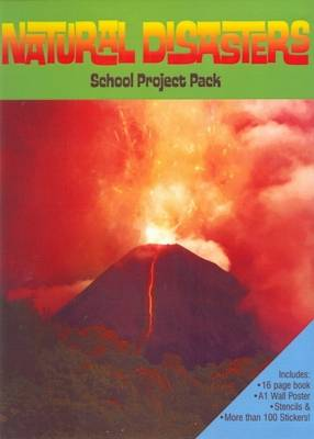Natural Disasters - Project Packs (Paperback)