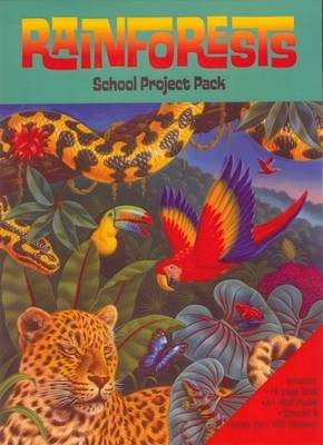 Rainforests - Project Packs (Paperback)