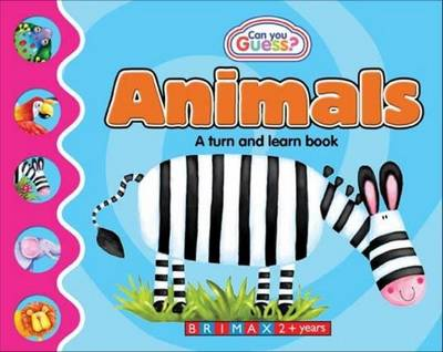 Can You Guess?: Animals (Hardback)