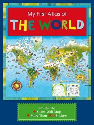 My First Atlas of the World (Hardback)