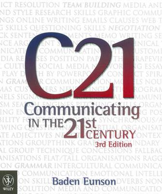 Communicating in the 21st Century (Paperback)