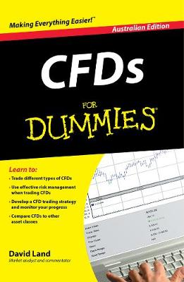 CFDs For Dummies: Australian Edition (Paperback)