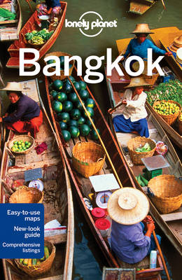 Lonely Planet Bangkok - Travel Guide (Paperback)