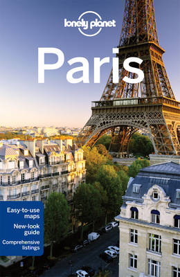 Lonely Planet Paris - Travel Guide (Paperback)