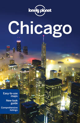 Lonely Planet Chicago - Travel Guide (Paperback)