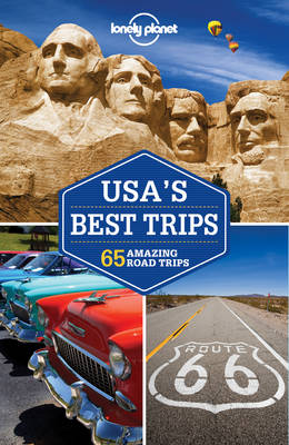 Lonely Planet USA's Best Trips - Travel Guide (Paperback)