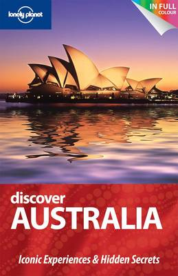 Discover Australia (AU and UK) - Lonely Planet Discover Guides (Paperback)