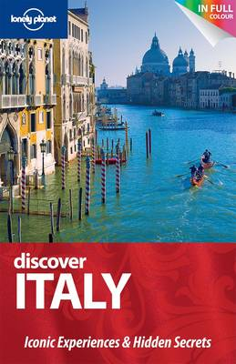 Discover Italy (Au and UK) - Lonely Planet Discover Guides (Paperback)