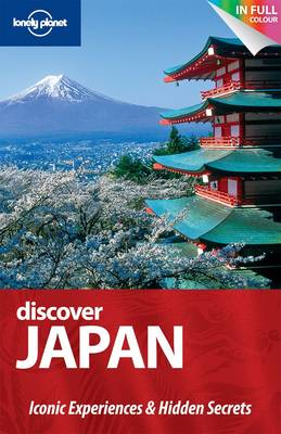 Discover Japan (Au and UK) - Lonely Planet Discover Guides (Paperback)
