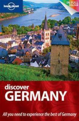 Discover Germany - Lonely Planet Country Guides (Paperback)