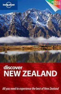 Discover New Zealand (Au&UK) - Lonely Planet Discover Guides (Paperback)