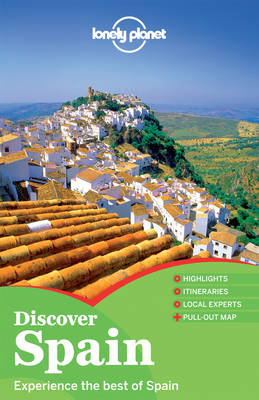 Discover Spain - Lonely Planet Country Guides (Paperback)