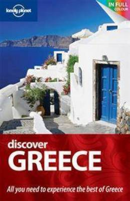 Discover Greece - Lonely Planet Country Guides (Paperback)