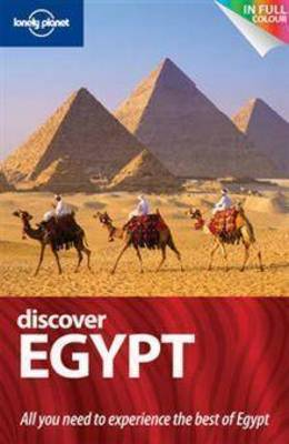 Discover Egypt - Lonely Planet Country Guides (Paperback)