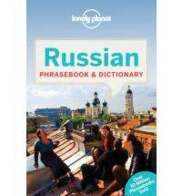Lonely Planet Russian Phrasebook & Dictionary - Phrasebook (Paperback)