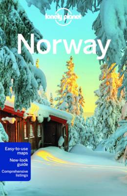Lonely Planet Norway - Travel Guide (Paperback)
