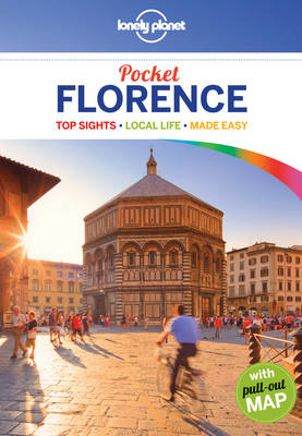 Lonely Planet Pocket Florence & Tuscany - Travel Guide (Paperback)