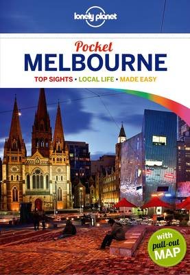 Lonely Planet Pocket Melbourne - Travel Guide (Paperback)