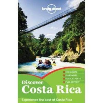 Lonely Planet Discover Costa Rica - Travel Guide (Paperback)