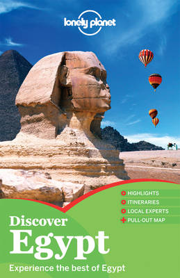 Lonely Planet Discover Egypt - Travel Guide (Paperback)