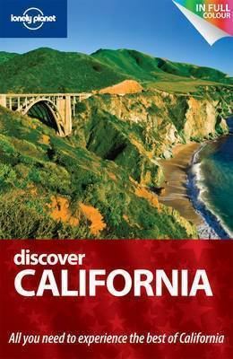 Discover California - Lonely Planet Discover Guides (Paperback)