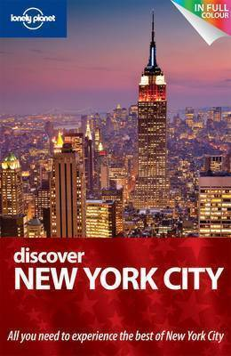 Discover New York City - Lonely Planet Discover Guides (Paperback)
