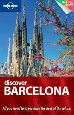 Discover Barcelona - Lonely Planet City Guides (Paperback)