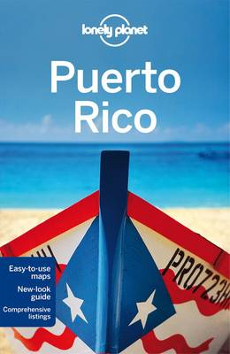 Lonely Planet Puerto Rico - Travel Guide (Paperback)