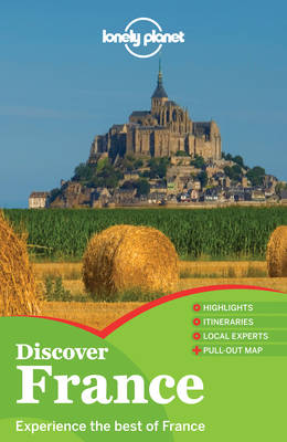 Lonely Planet Discover France - Travel Guide (Paperback)