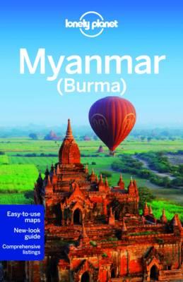 Lonely Planet Myanmar (Burma) - Travel Guide (Paperback)