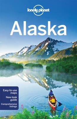 Lonely Planet Alaska - Travel Guide (Paperback)